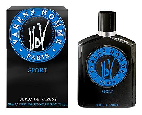 Ulric di Varens Sport Eau de Toilette 100 ml, per uomo