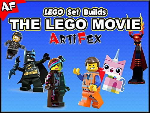 Clip: Lego Set Builds The Lego Movie - Season 1