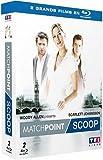 echange, troc Match Point + Scoop [Blu-ray]