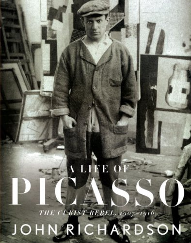 A Life of Picasso Vol 2 : the Cubist Rebel 1907-1916 /Anglais