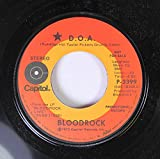 Bloodrock 45 RPM D.O.A. / Castle of Thoughts