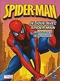 echange, troc Nicolas Galy, Marvel - Spider-Man : Je joue avec Spider-Man : Coloriages et activités