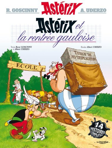 asterix-asterix-et-la-rentree-gauloise-n32-french-edition