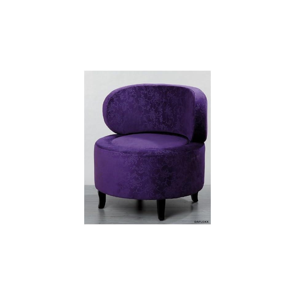 genialer samtsessel lila ohrensessel sessel stuhl rot on. Black Bedroom Furniture Sets. Home Design Ideas