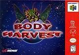 N64 - Body Harvest (mit OVP) (sehr guter Zustand) (gebraucht)