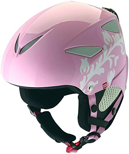 Kinderskihelm VS613 pink