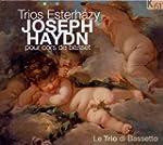 Trios esterhazy pour cors de basset