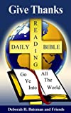 img - for Give Thanks (Daily Bible Reading Series Book 15) book / textbook / text book