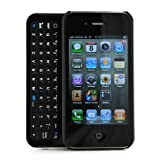 iPhone 4 Bluetooth 2.0 Slide Keyboard Case - Wireless Keyboard Connectionby Reveware