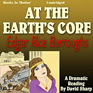 At the Earth's Core Audiobook