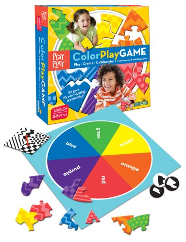 Color Play Board Game