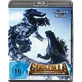 Godzilla against