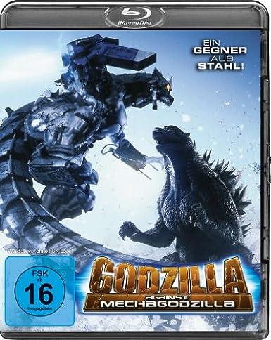Godzilla against Mechagodzilla, Blu-ray
