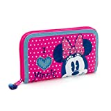 Disney, Minnie Mouse Nautical Purse for Girls - Pink - Organiser