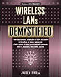 img - for Wireless LANs Demystified (Demystified) book / textbook / text book