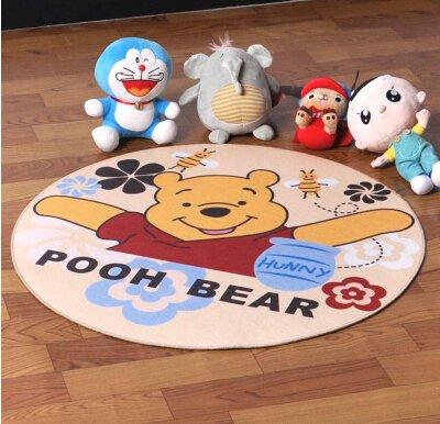 Pooh Bear Round Rug