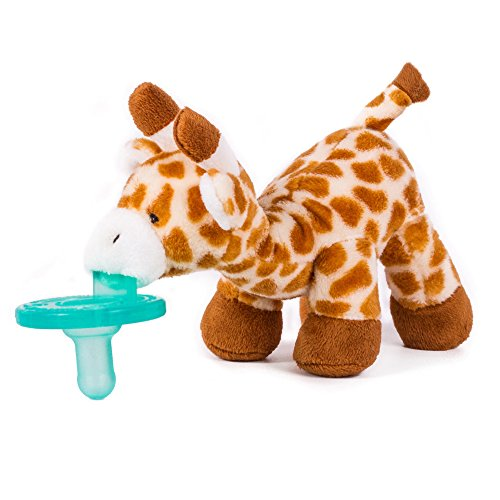 WubbaNub-Infant-Pacifier-Giraffe