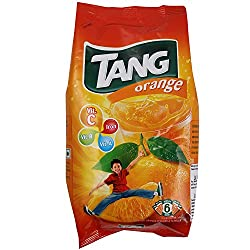 Tang Drink - Orange, 500g Pouch