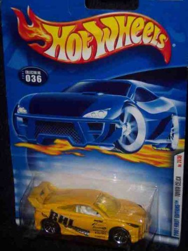 2001 First Editions -#24 Toyota Celica #2001-36 Collectible Collector Car Mattel Hot Wheels 1:64 Scale - 1