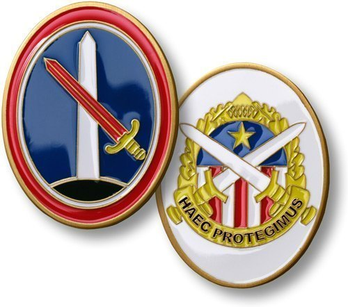 U.S. Army Military District of Washington - 1
