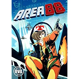 Area 88 Original OVA Series