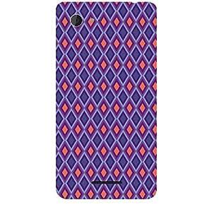 Skin4gadgets OXFORD PATTERN 6 Phone Skin for XPERIA E3