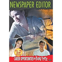Tell Me How Career Series: Newspaper Editor