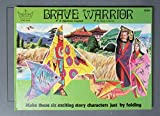 img - for Brave Warrior: A Japanese Legend (Origami Story Book) book / textbook / text book