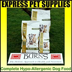 Burns Adult Dog Food Chicken and Brown Rice 15kg