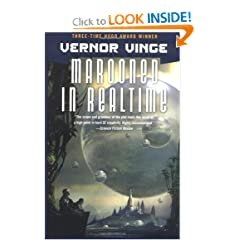 Marooned in Realtime (Peace War) by Vernor Vinge