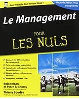 Le Management Pour les Nuls, 3e édition