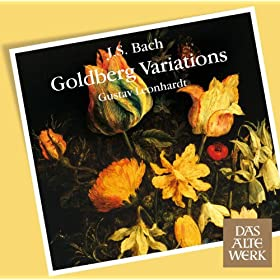 Bach, JS : Goldberg Variations BWV988 : XXI Variation 20
