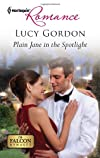 Plain Jane in the Spotlight (Harlequin Romance)
