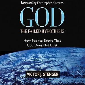God - the Failed Hypothesis Audiobook