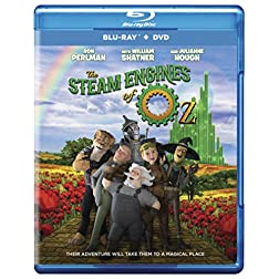 The Steam Engine of Oz [Blu-ray]