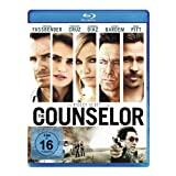 The Counselor [Blu-ray]