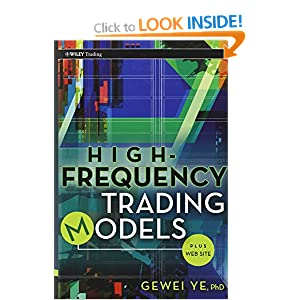 High frequency trading strategies amazon