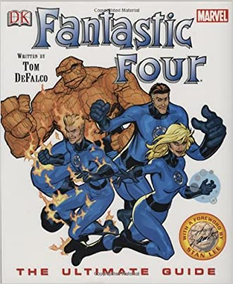 Fantastic Four Ultimate Guide written by Tom DeFalco