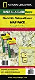 Black Hills National Forest- Map Pack Natg (South Dakota)