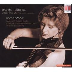 Brahms & Sibelius: Violin Concerto