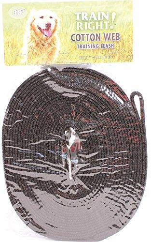 Artikelbild: Coastal Pet Products DCP530BLK Cotton Web Blei