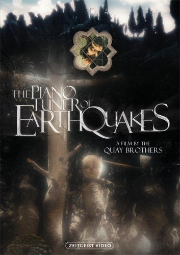 Cover art for  The Piano Tuner of Earthquakes