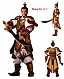 """Romance of the Three Kingdoms Zhang Fei 12"""" Action Figure"""