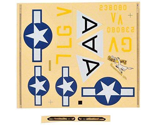 Decals: UMX B-17G