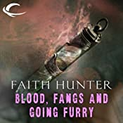 Blood, Fangs and Going Furry: A Jane Yellowrock Story | Faith Hunter