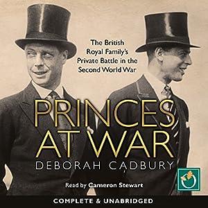 Princes at War Audiobook