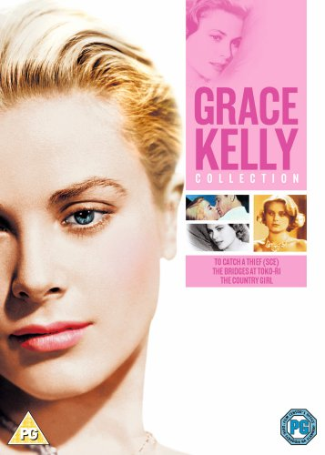 The Grace Kelly Collection - To Catch A Thief / The Country Girl / The Bridges At Toko-Ri [DVD] [1954]