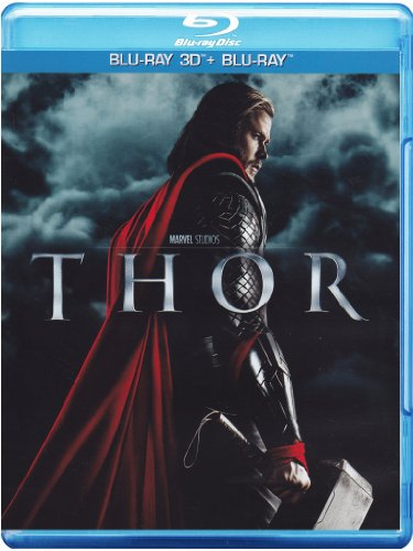 Thor (2D+3D) [Blu-ray] [IT Import]