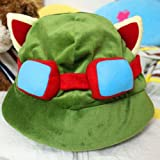 �ڥ����ʥޥåץ��ꥸ�ʥ뾦�ʡ� Teemo˹�ҡ�Ƭ�ϡ�62cm����Leage of Legends��