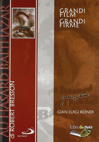 Au hasard Balthazar(DVD+libro) [Italia]